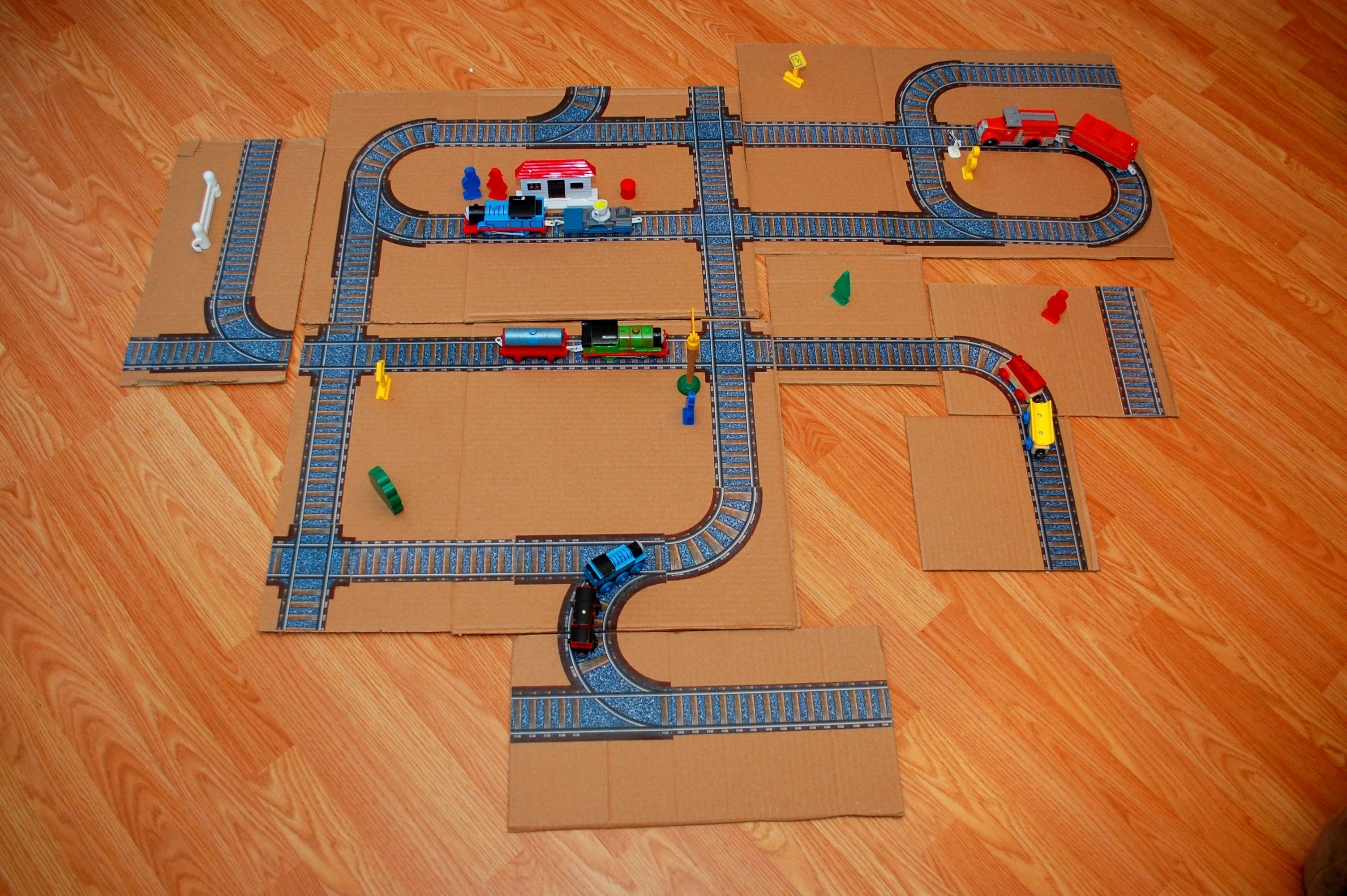 How to Create A Tracker Elegant Printable Train Tracks