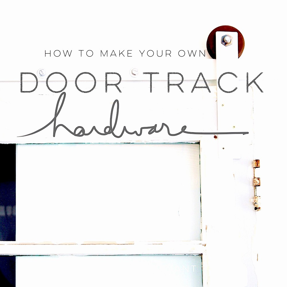 How to Create A Tracker Inspirational Barn Door Track Hardware How to