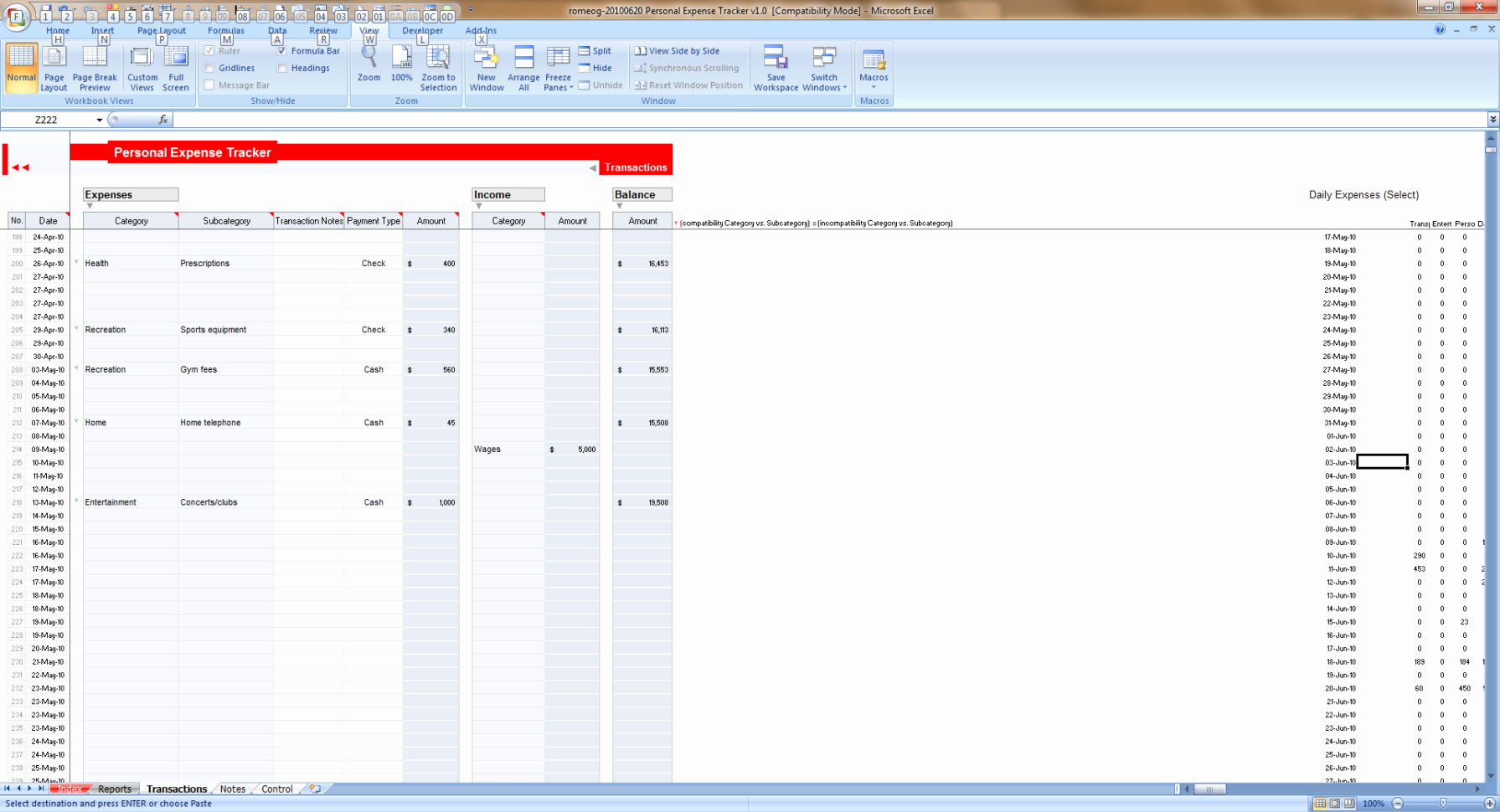 How to Create A Tracker Lovely Expense Tracking Spreadsheet Template Tracking Spreadsheet