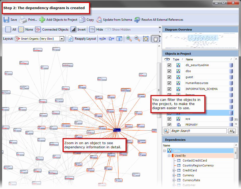 How to Create A Tracker New Sql Dependency Tracker See Sql Server Object Dependencies