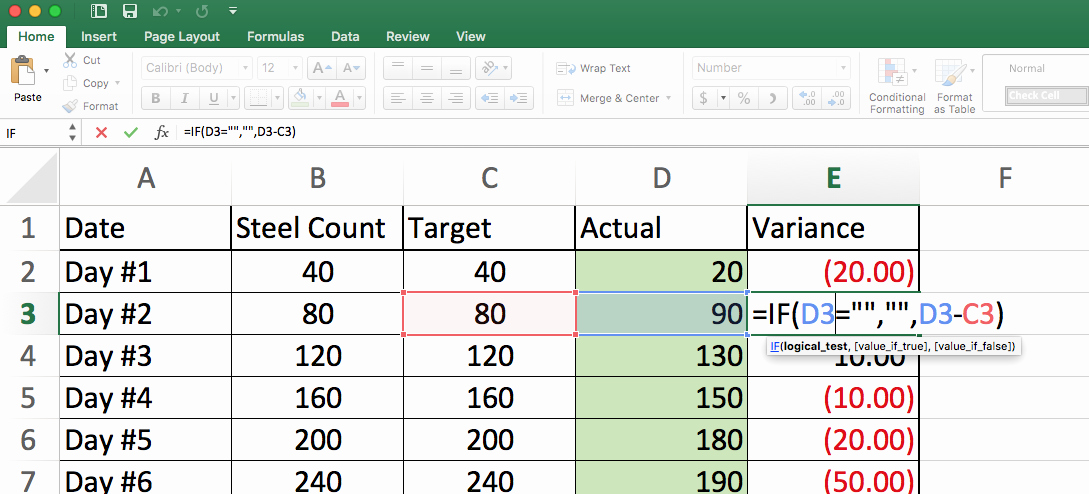 How to Create A Tracker Unique How to Create Your Own Production Tracking tool In Excel