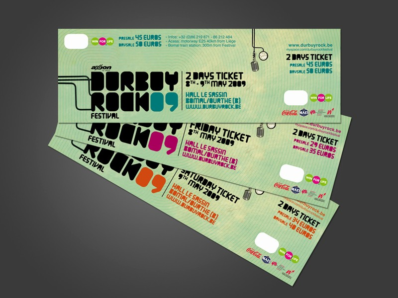 How to Create event Tickets Awesome Ticket Designs On Pinterest