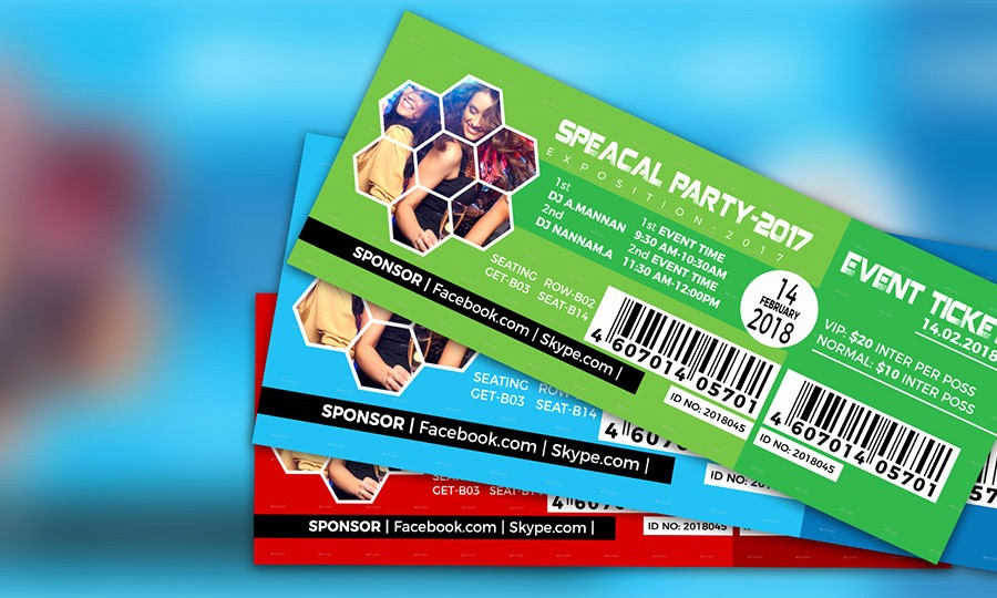 How to Create event Tickets Best Of How to Create An event Ticket