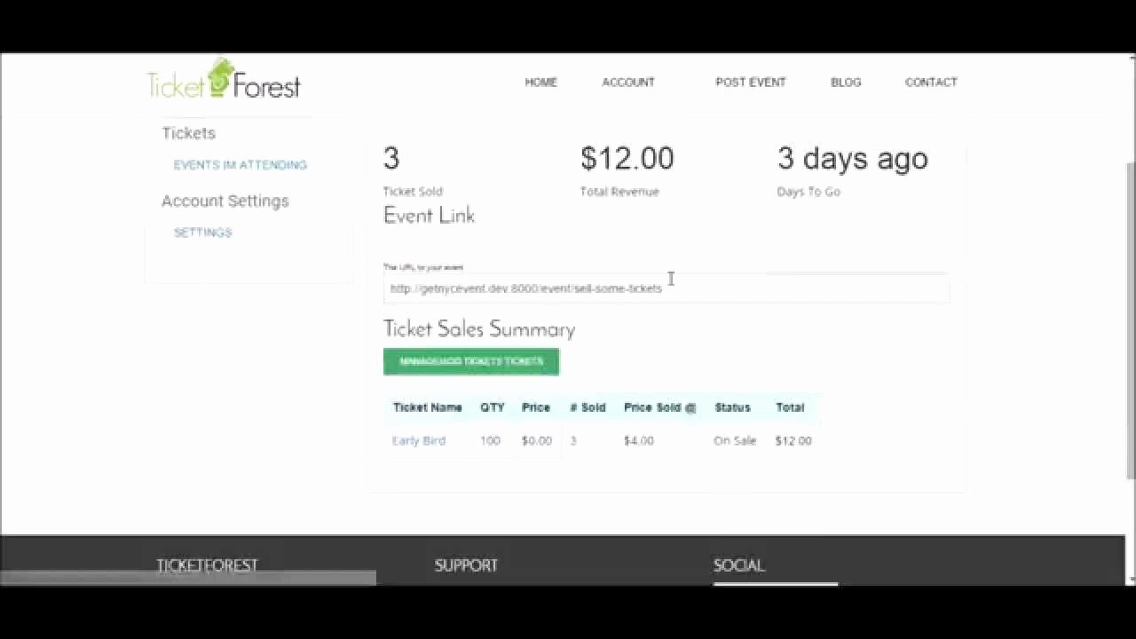 How to Create event Tickets Elegant How to Create A Free event Ticket