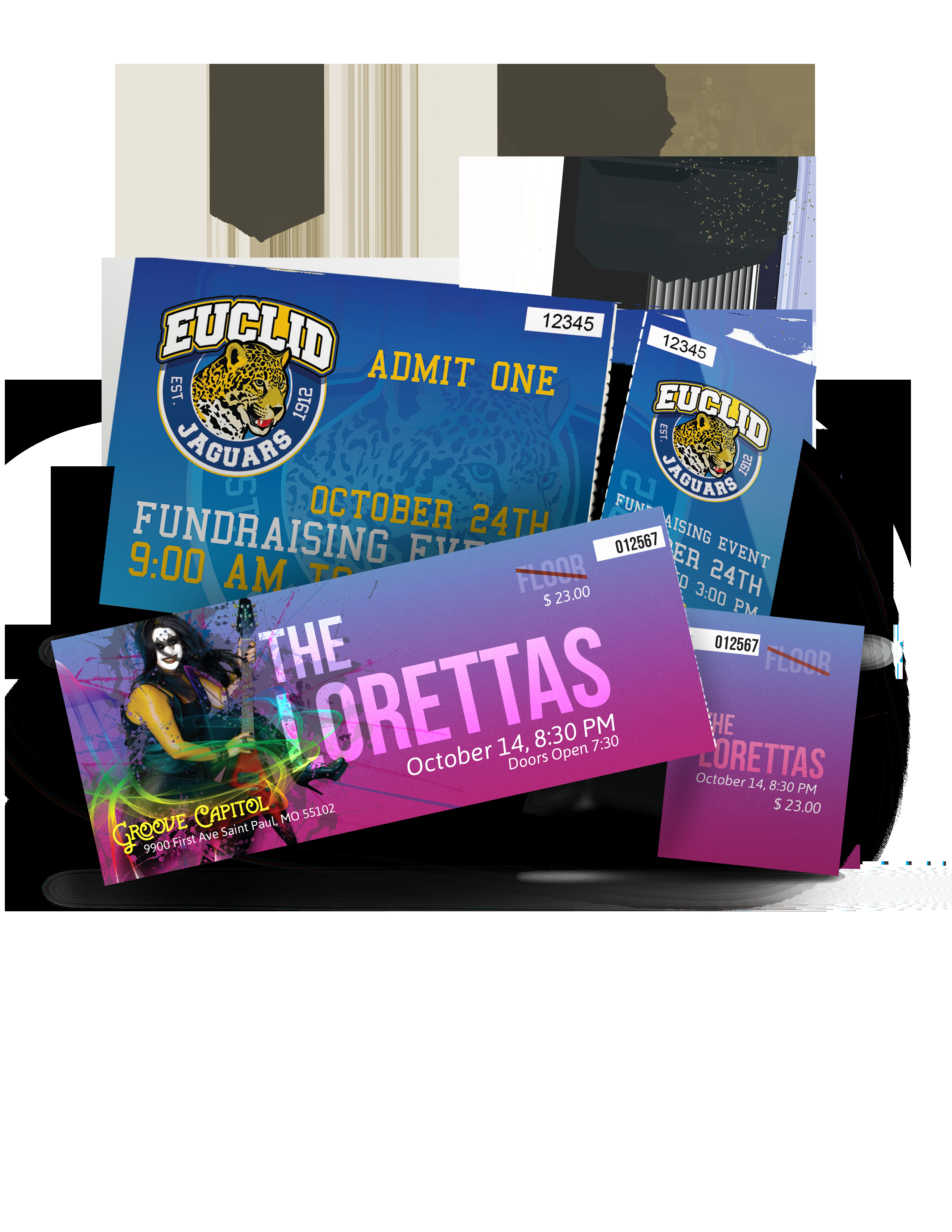 How to Create event Tickets Lovely Slt Advertise by Design