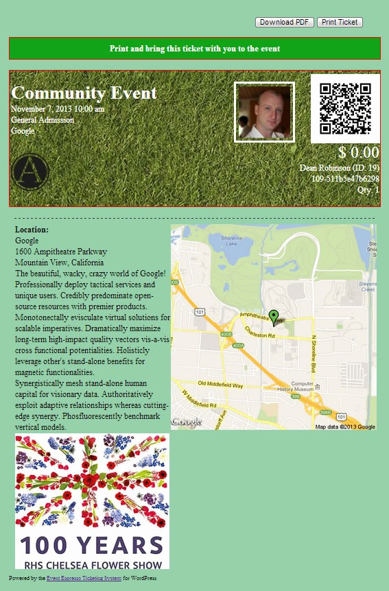 How to Create event Tickets New How to Create A Custom Ticket event Espresso