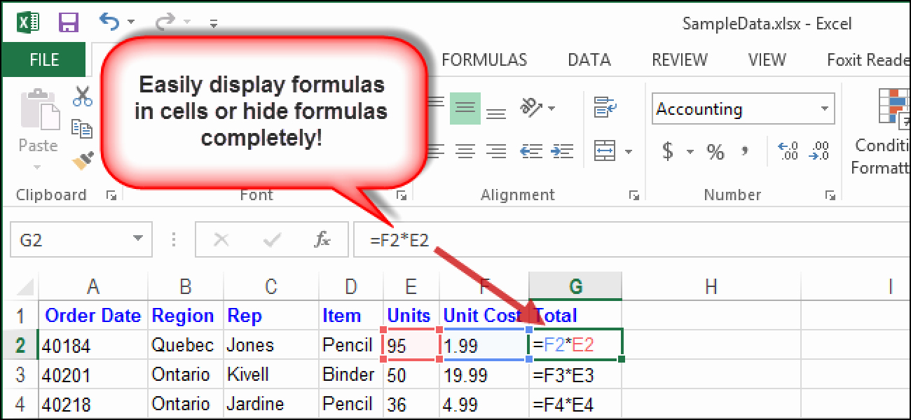 How to Create Excel formulas Lovely How to Show formulas In Cells and Hide formulas Pletely