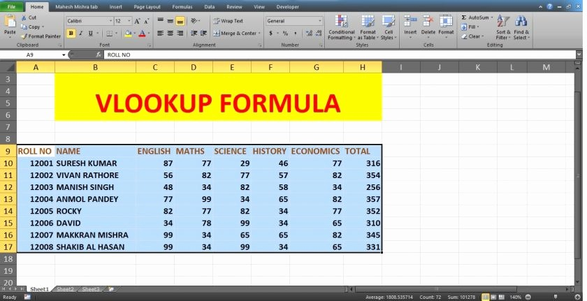 How to Create Excel formulas New How to Create An Excel Spreadsheet with formulas Epaperzone