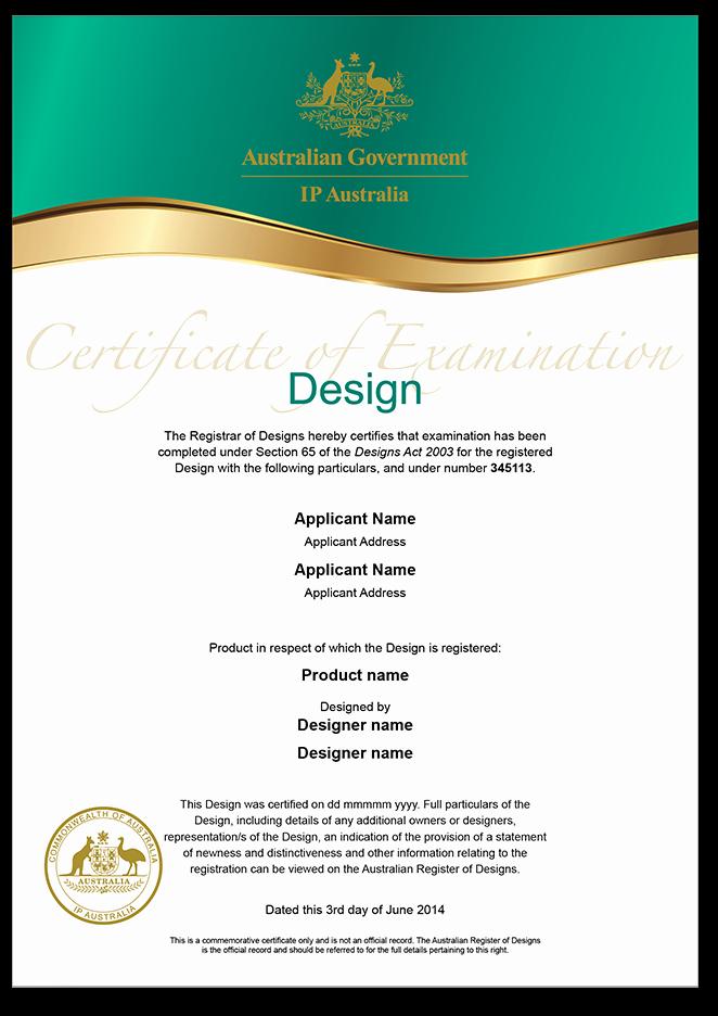 How to Design A Certificate Beautiful Design Certificate Fresh Creative