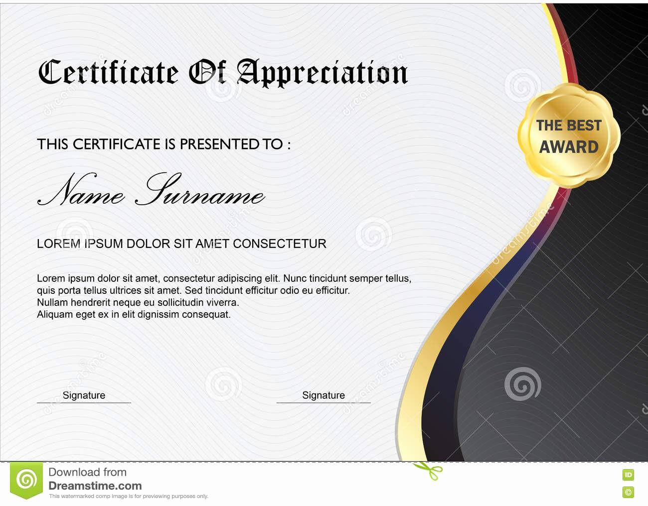 How to Design A Certificate Elegant Simple Certificate Diploma Award Template Gray Black
