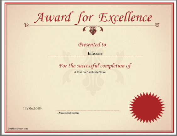How to Design A Certificate Inspirational Free Certificate Design Templates