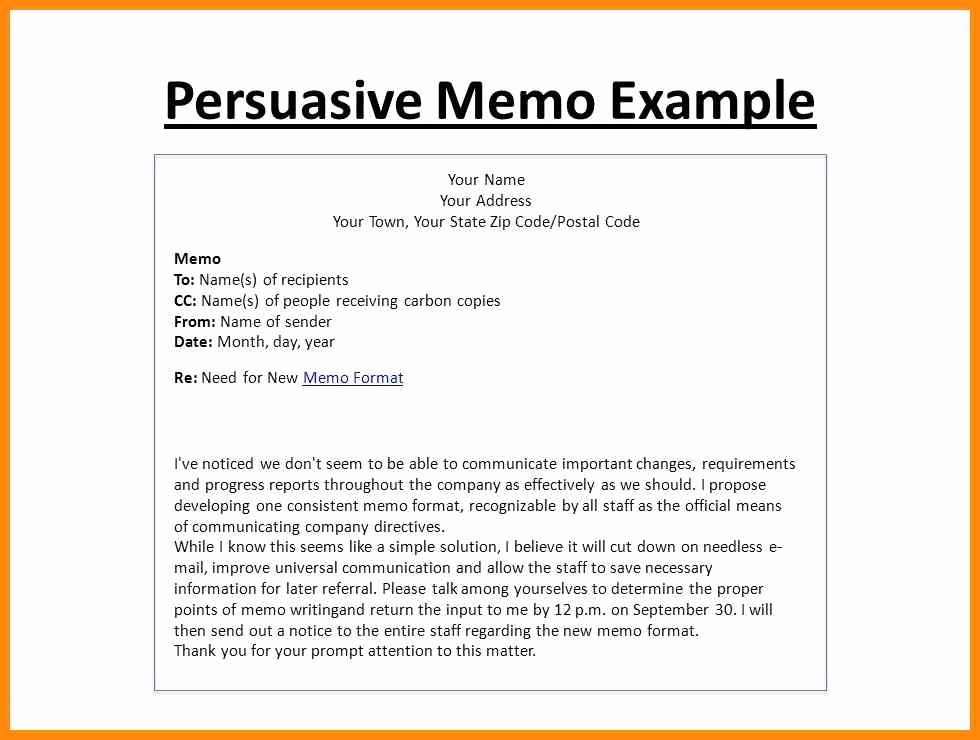 How to Draft A Memo Beautiful 18 How to Write Memo