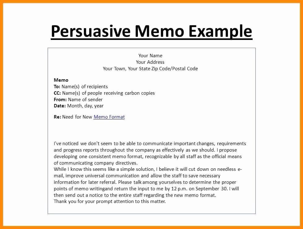 How to Draft A Memo Beautiful 18 How to Write Memo