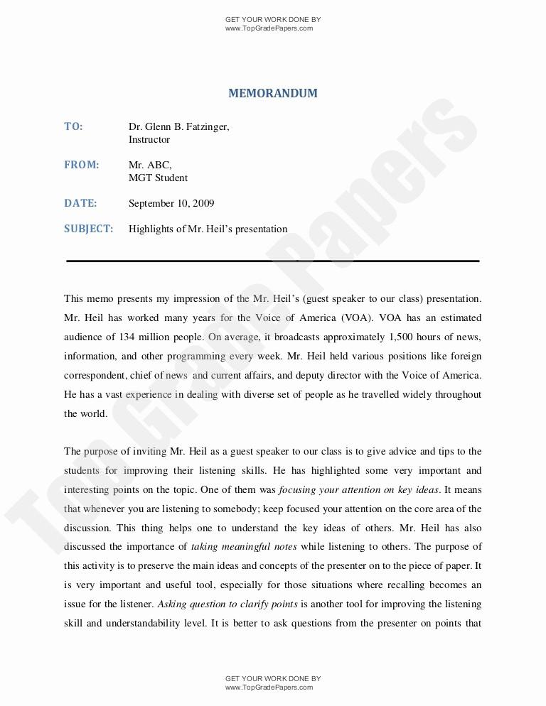 How to Draft A Memo Elegant Memorandum Writing How to Write Memo Academic assignment