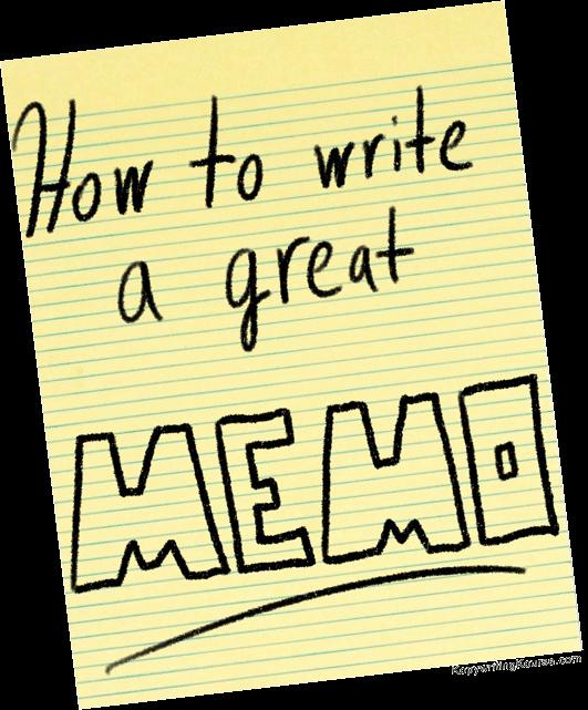How to Draft A Memo Unique How to Write An Effective Memo