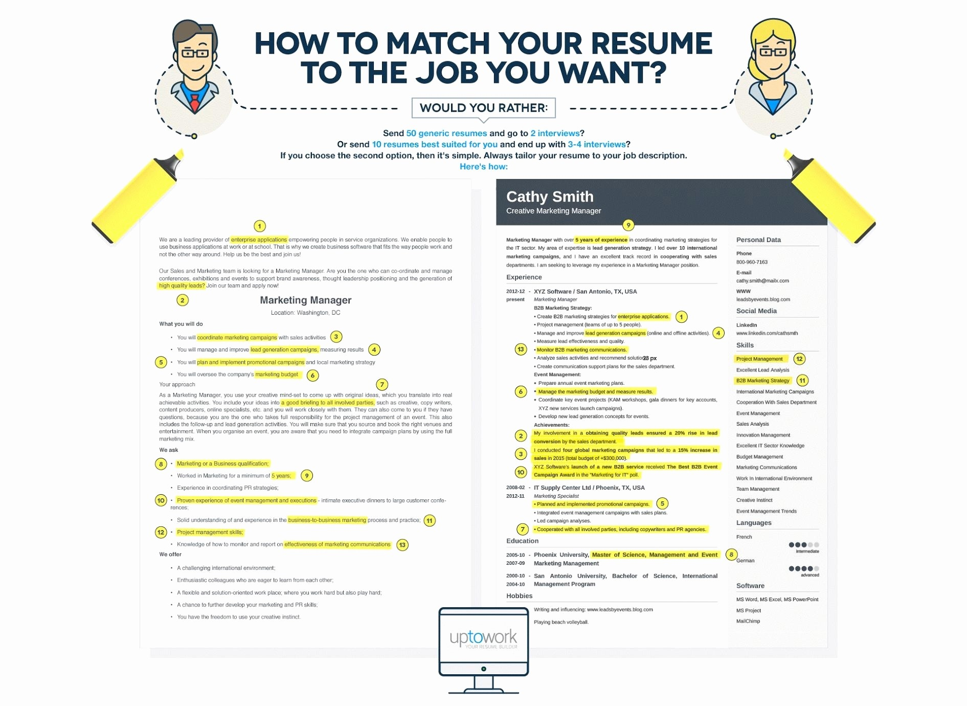 How to form A Resume Best Of How to Do A Resume for A Job