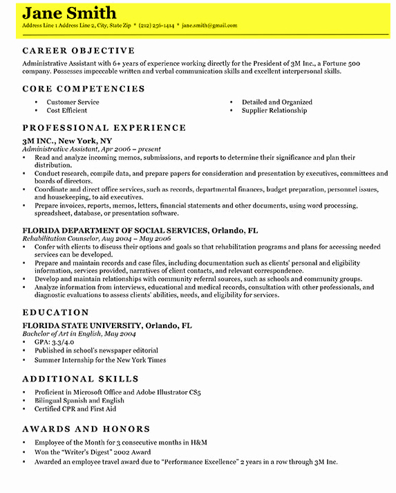 How to form A Resume Best Of How to Write A Great Resume the Plete Guide