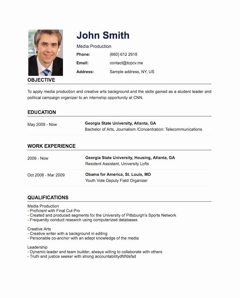 How to form A Resume Elegant How Do You Make A Resume