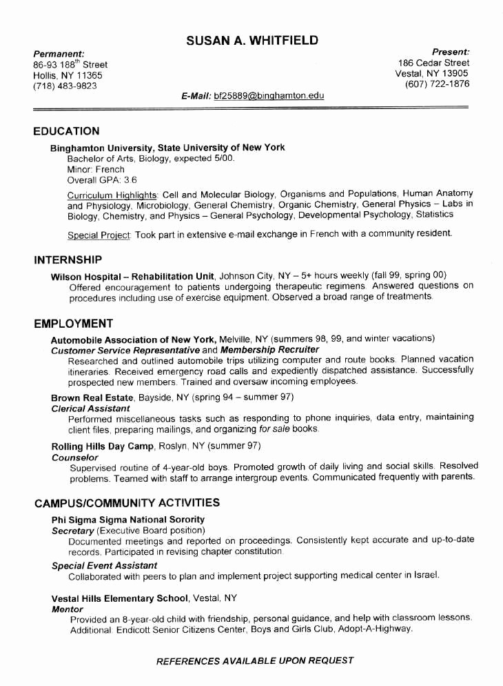 How to form A Resume Inspirational How to Create A Resume Resume Cv Example Template
