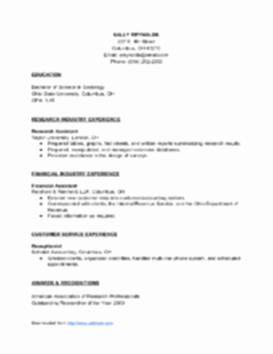 How to form A Resume Inspirational How to Make A Resume