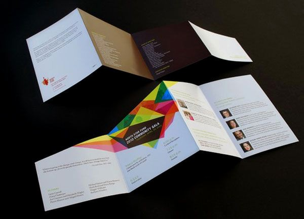How to format A Brochure Awesome 45 Interesting Brochure Designs Layout