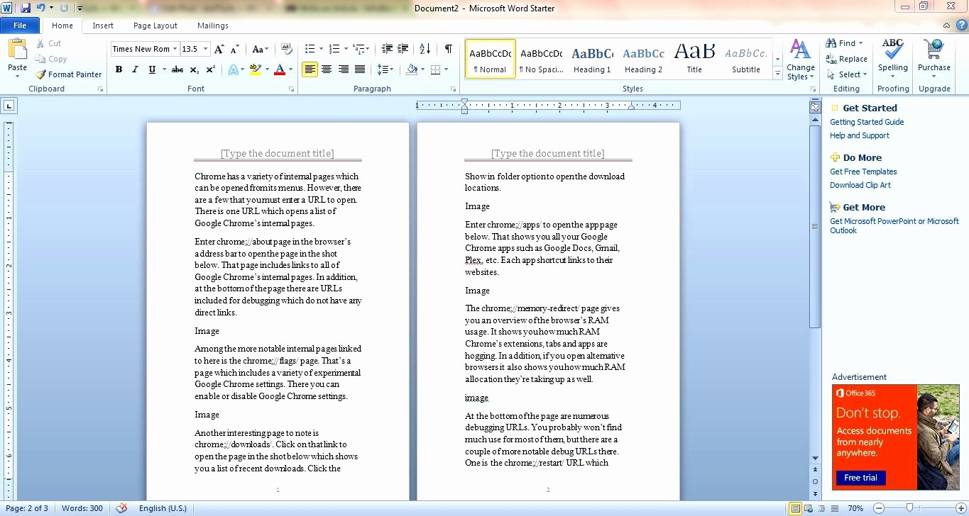 How to format A Brochure Awesome Microsoft Word Booklet format How to Set Up A