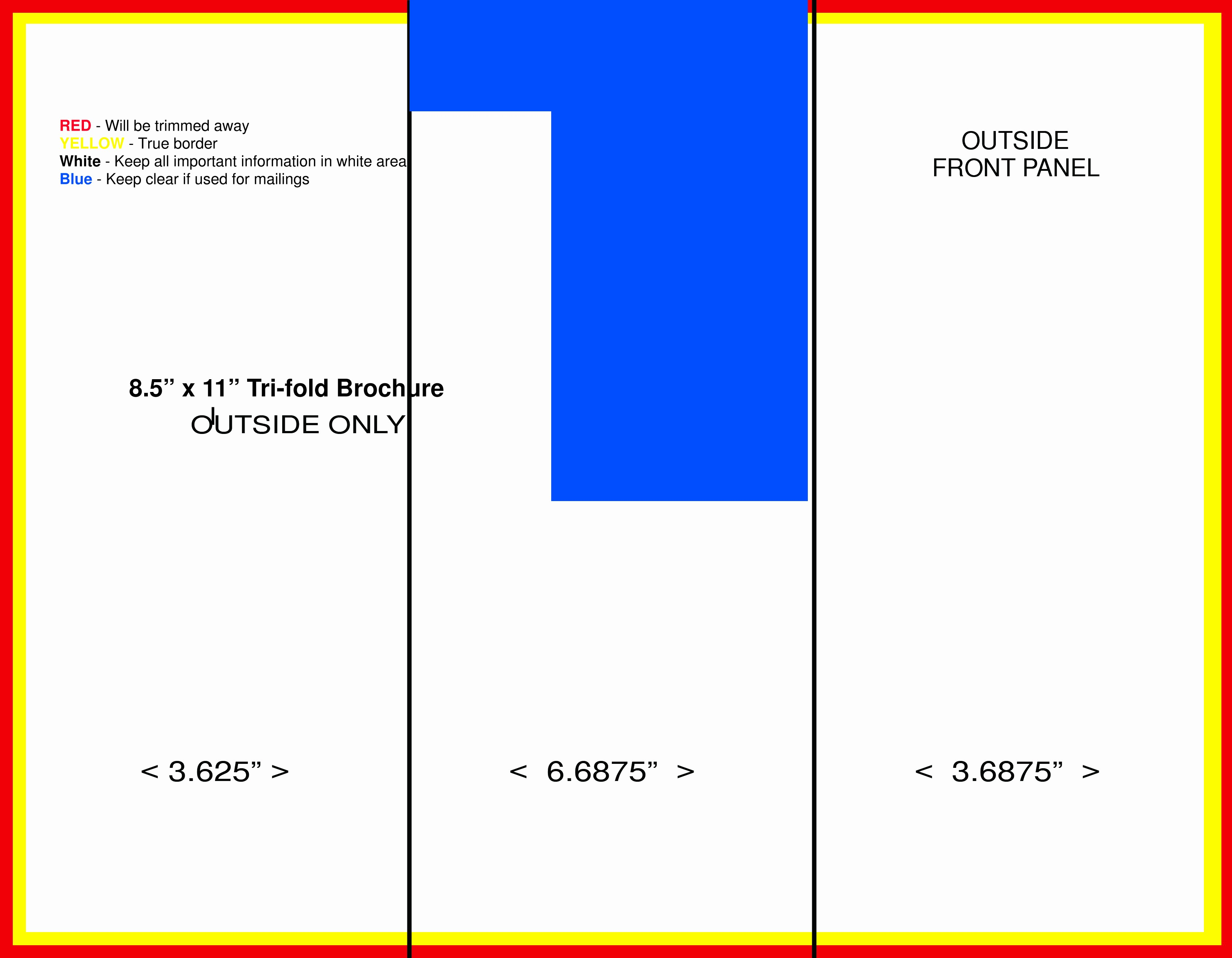 How to format A Brochure Best Of Brochure Template American Printing and Mail