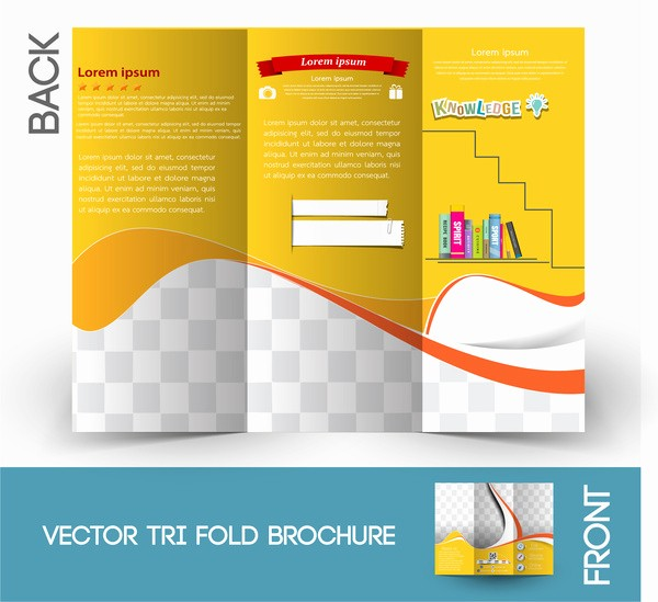 How to format A Brochure Elegant Brochure Free Vector 2 490 Free Vector for