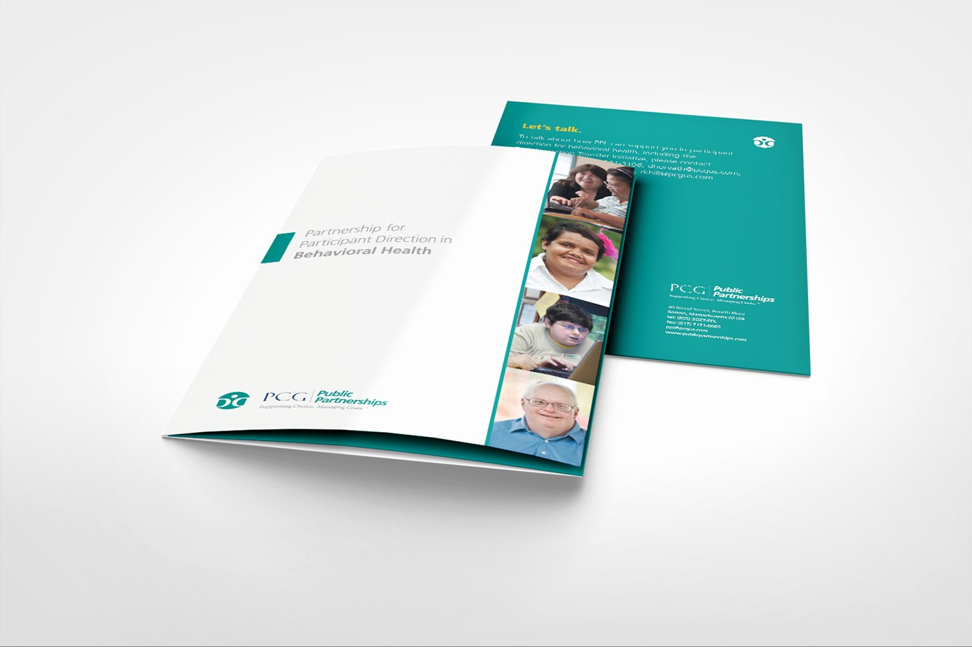How to format A Brochure Fresh format Tri Fold Brochure On Behance