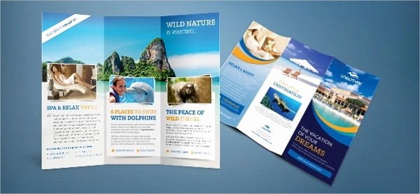 How to format A Brochure Lovely 30 Travel Brochure Templates Free Psd Ai Eps format