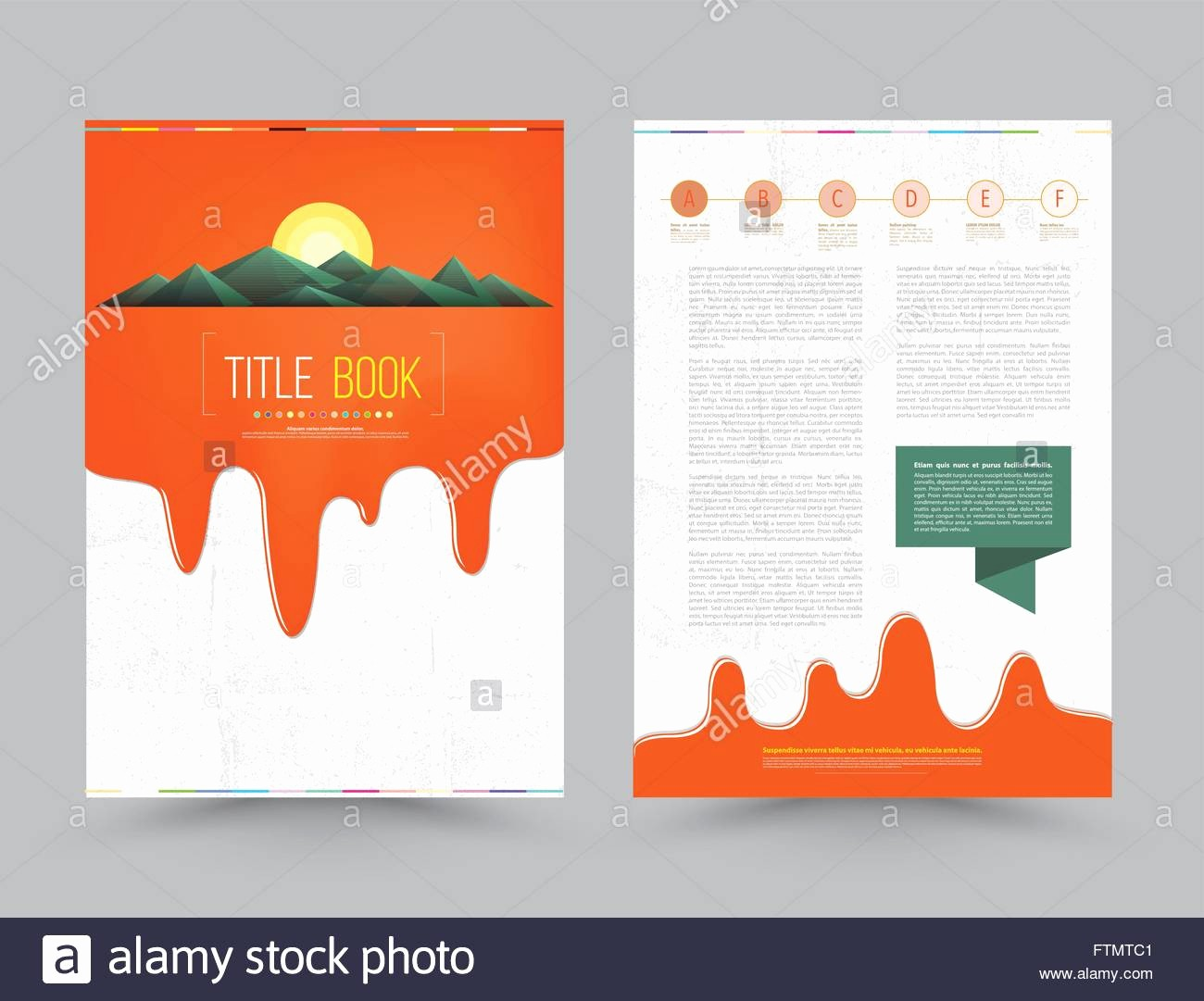 How to format A Brochure Luxury Business Brochure Flyer Design Layout Template In A4 Size