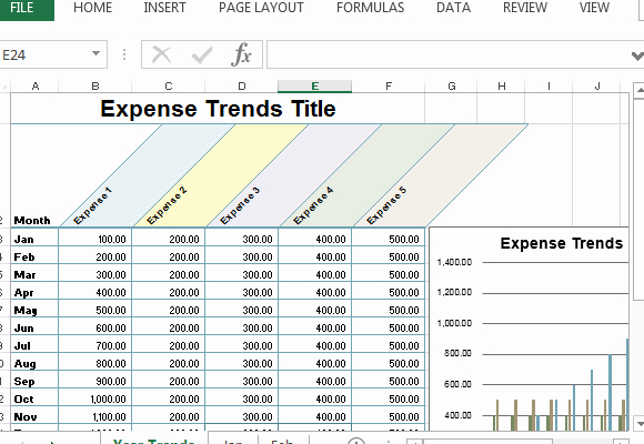 How to Log Business Expenses Awesome Small Business Expense Sheet for Excel