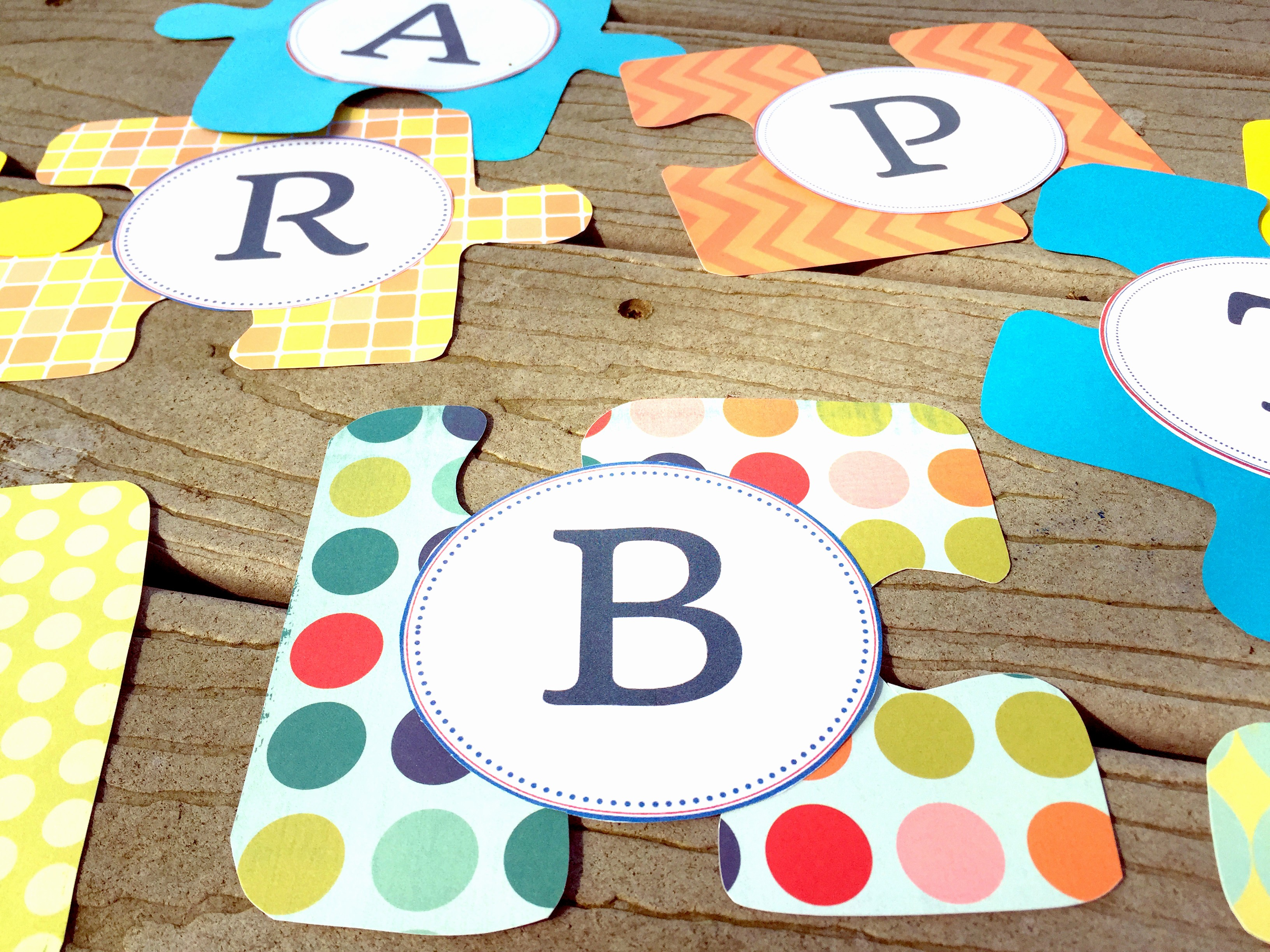 How to Make Banner Letters Elegant Free Printable Banner Letters for Making A Diy Sign