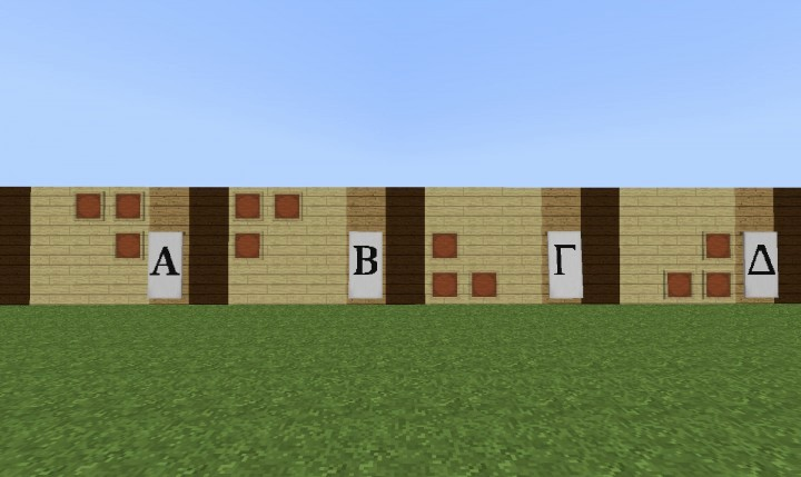 How to Make Banner Letters New Alpha Phi Omega Fraternity & sorority Banners Minecraft