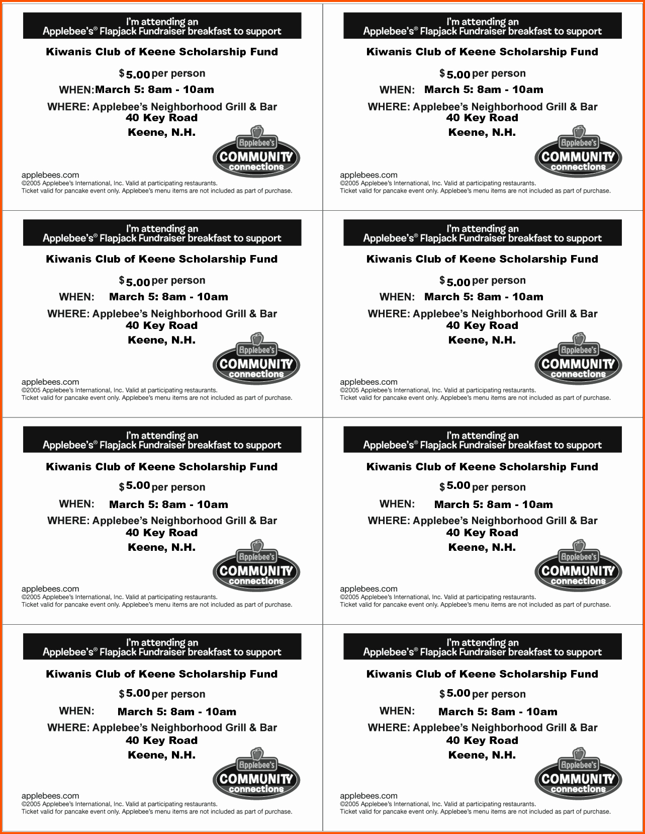 How to Make Concert Tickets Lovely Printable Tickets Template thebridgesummit Best solutions