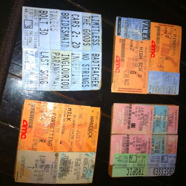How to Make Concert Tickets Luxury 25 Best Ideas About Movie Ticket Stubs On Pinterest