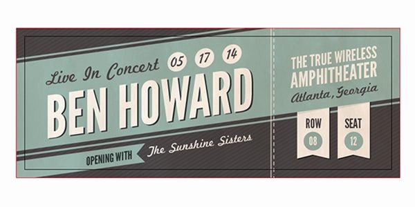 How to Make Concert Tickets New How to Create A Custom Concert Ticket In Adobe Illustrator