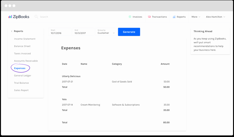 How to Make Expense Report Best Of How Do I Create An Expense Report