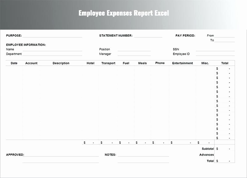 How to Make Expense Report Unique How to Make A Simple Expense Spreadsheet Expense