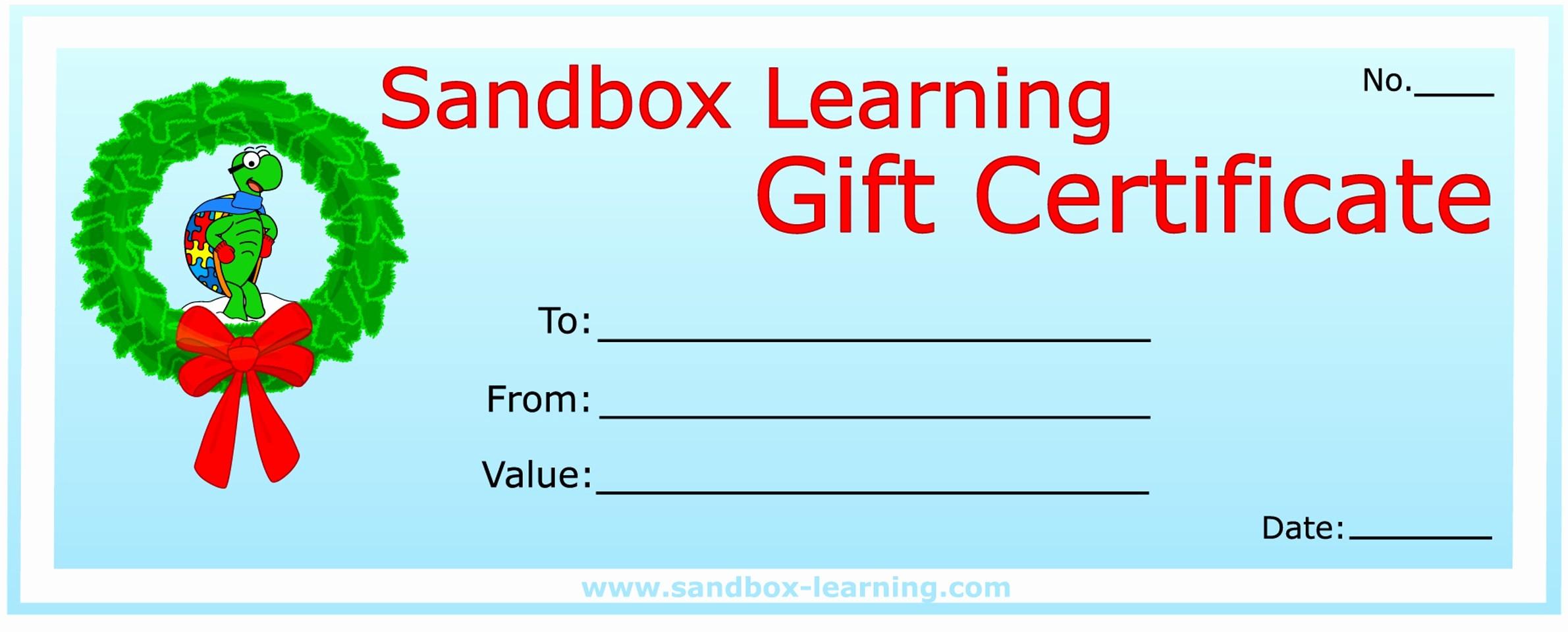 How to Make Gift Certificate Elegant Gift Certificates