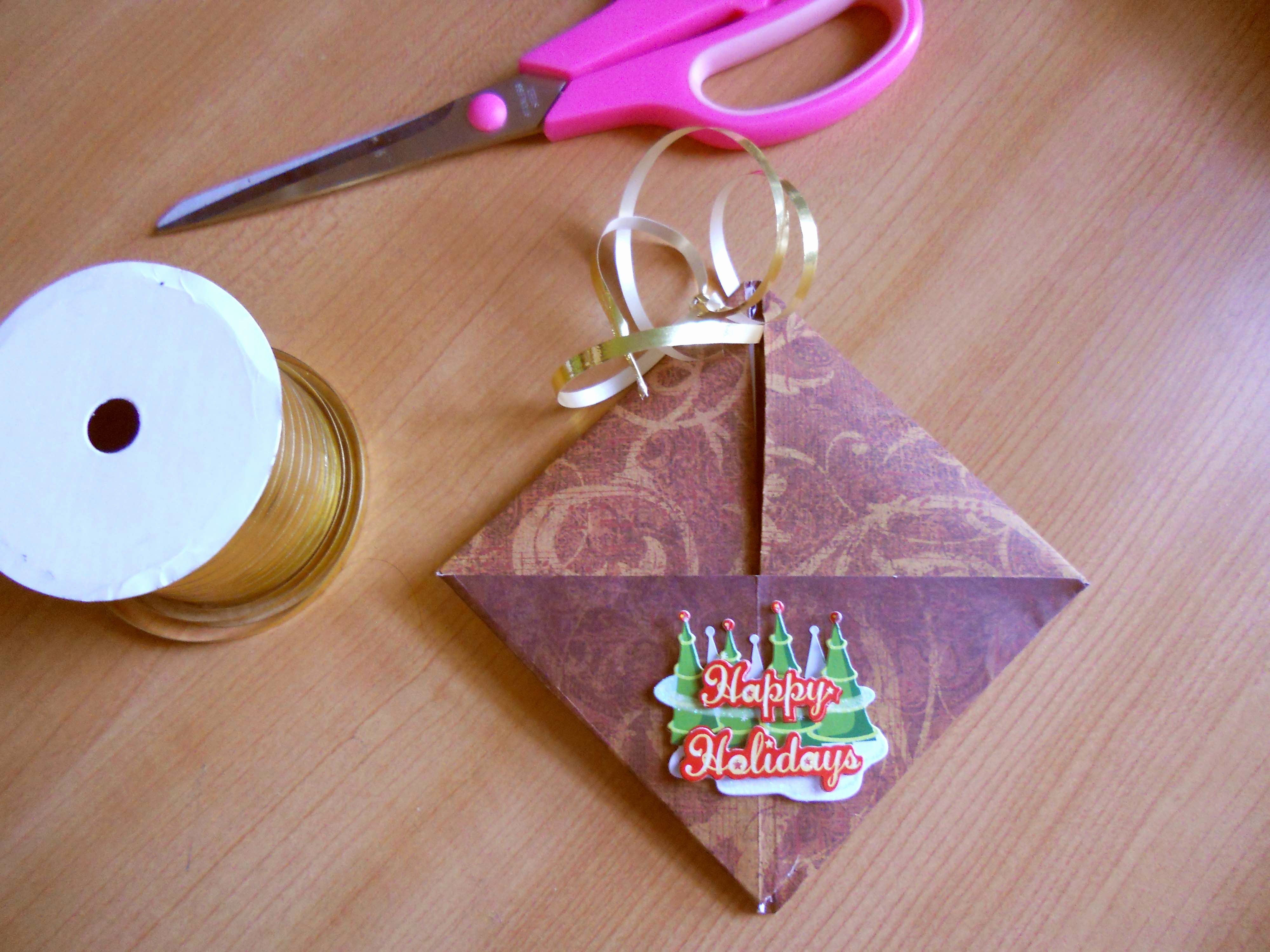 How to Make Gift Certificate Fresh How to Make An origami Gift Card Envelope
