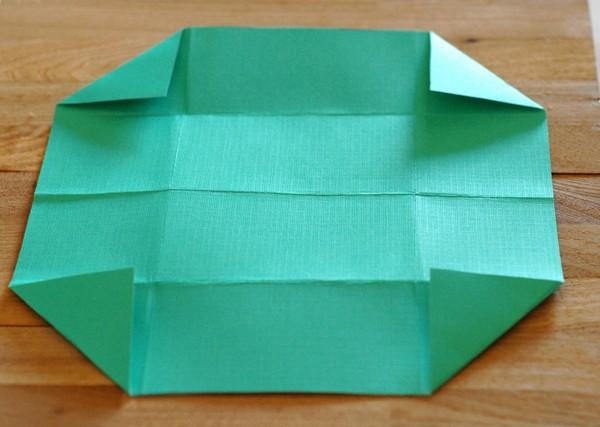 homemade t card holder
