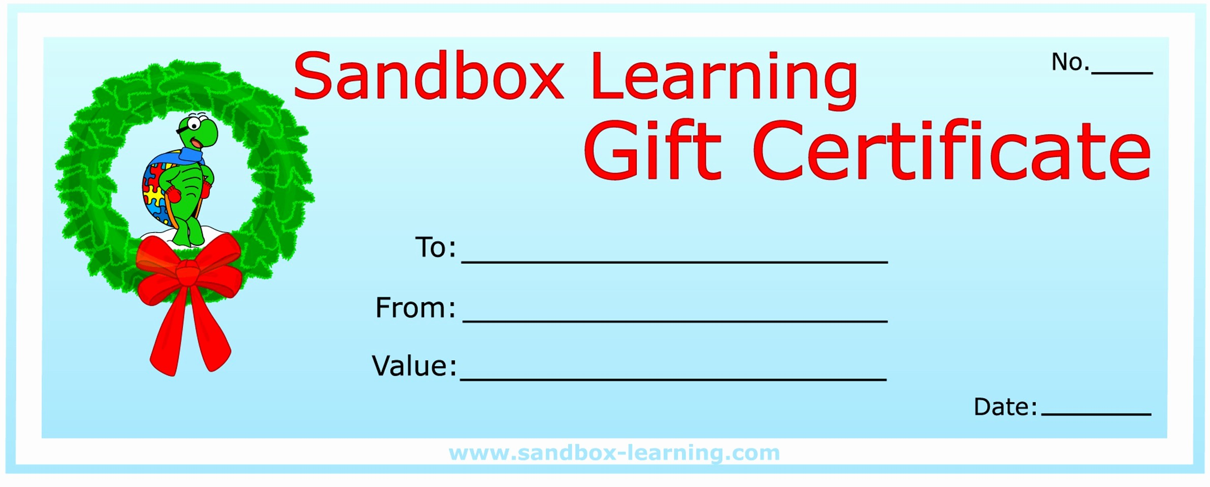 How to Make Gift Certificates Awesome Gift Certificates