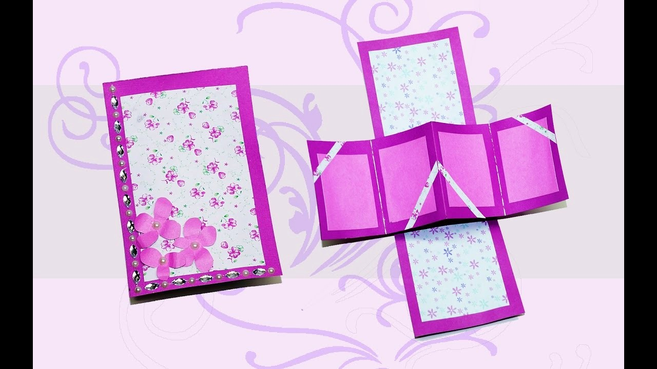 How to Make Gift Certificates Fresh Do if Yourself Greeting Cards Twist and Pop Card Diy