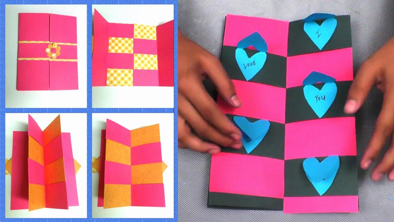 How to Make Gift Certificates Lovely Diy Envelope Magic Gift Card Make for Boyfriend