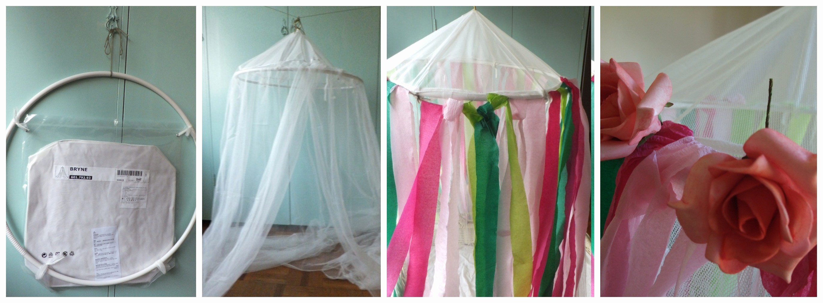 How to Make Name Tents Beautiful May