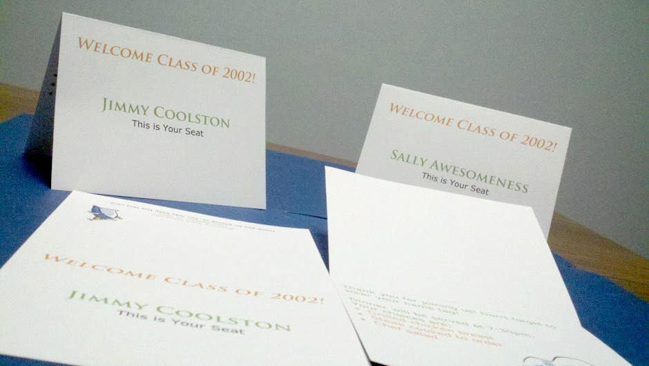 How to Make Name Tents Elegant How to Print Your Own Tent Cards In Microsoft Word
