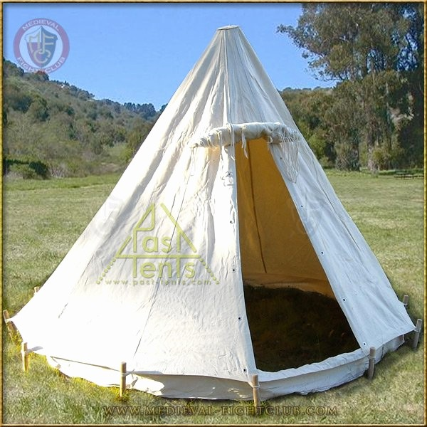 How to Make Name Tents Elegant Tents Conical Bell Tent
