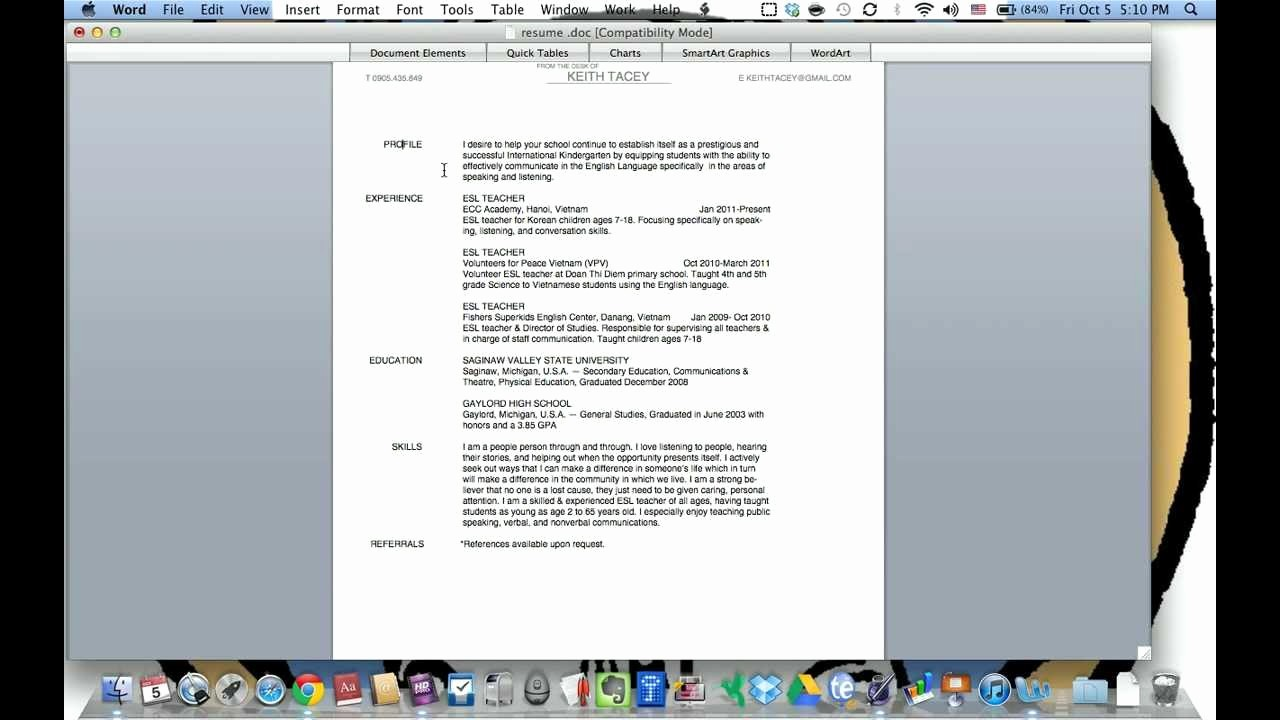 How to Make Simple Resume Inspirational How to Make A Simple Resume