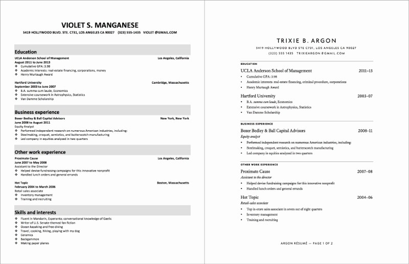 How to Make Simple Resume Lovely How to Do Your Resume